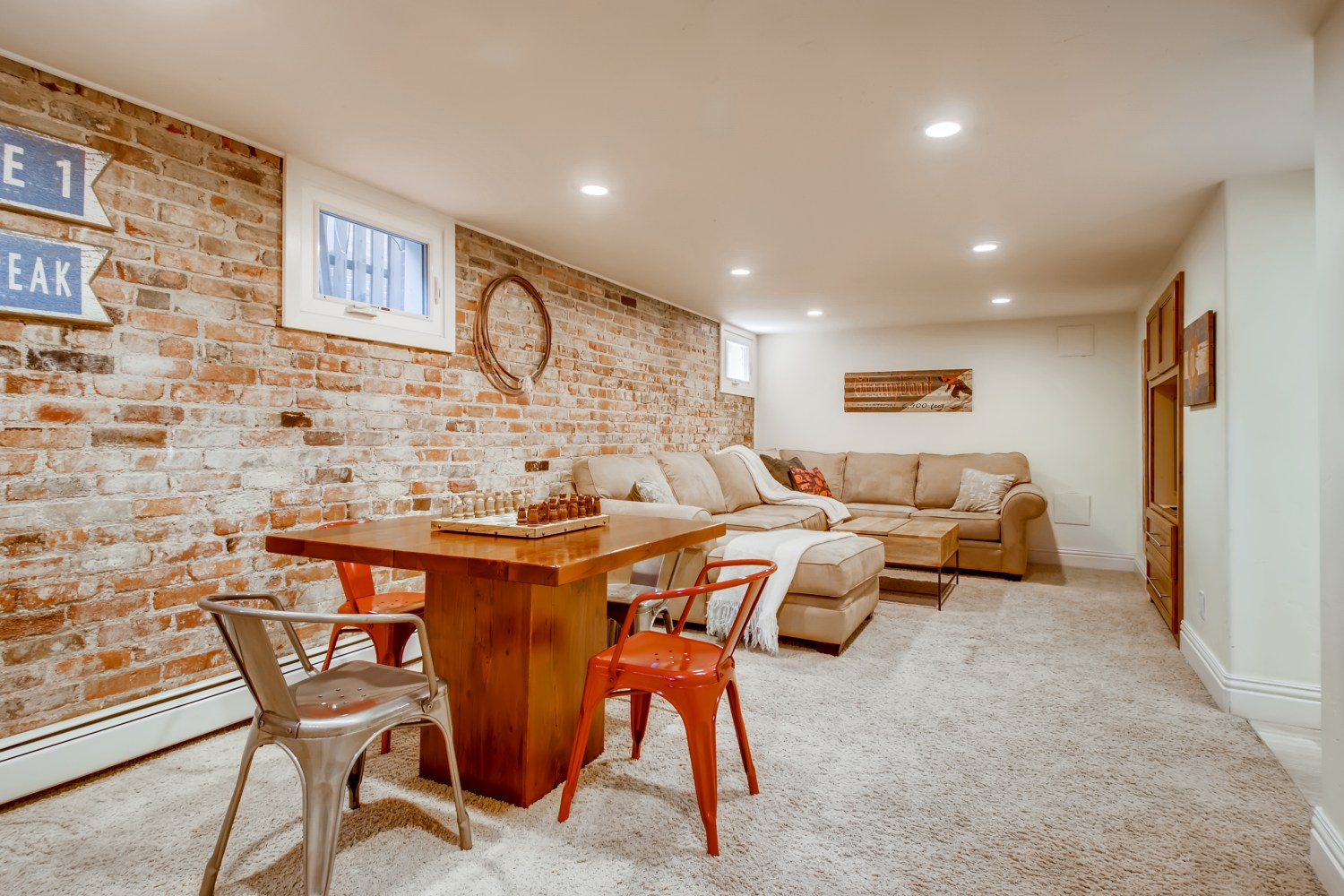 3145 W 44th Ave Denver CO - Web Quality - 023 - 34 Lower Level Family Room