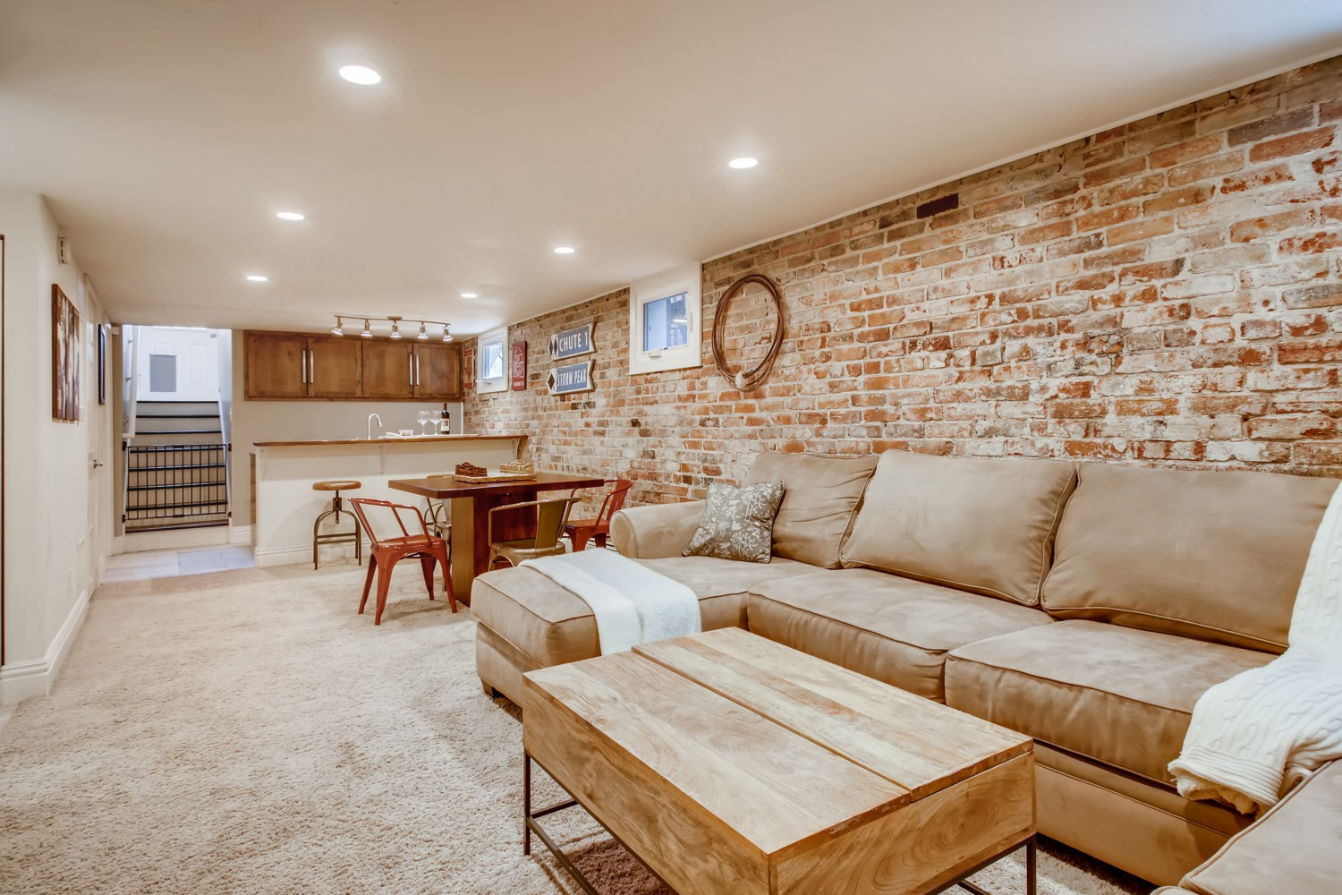 3145 W 44th Ave Denver CO - Web Quality - 025 - 37 Lower Level Family Room