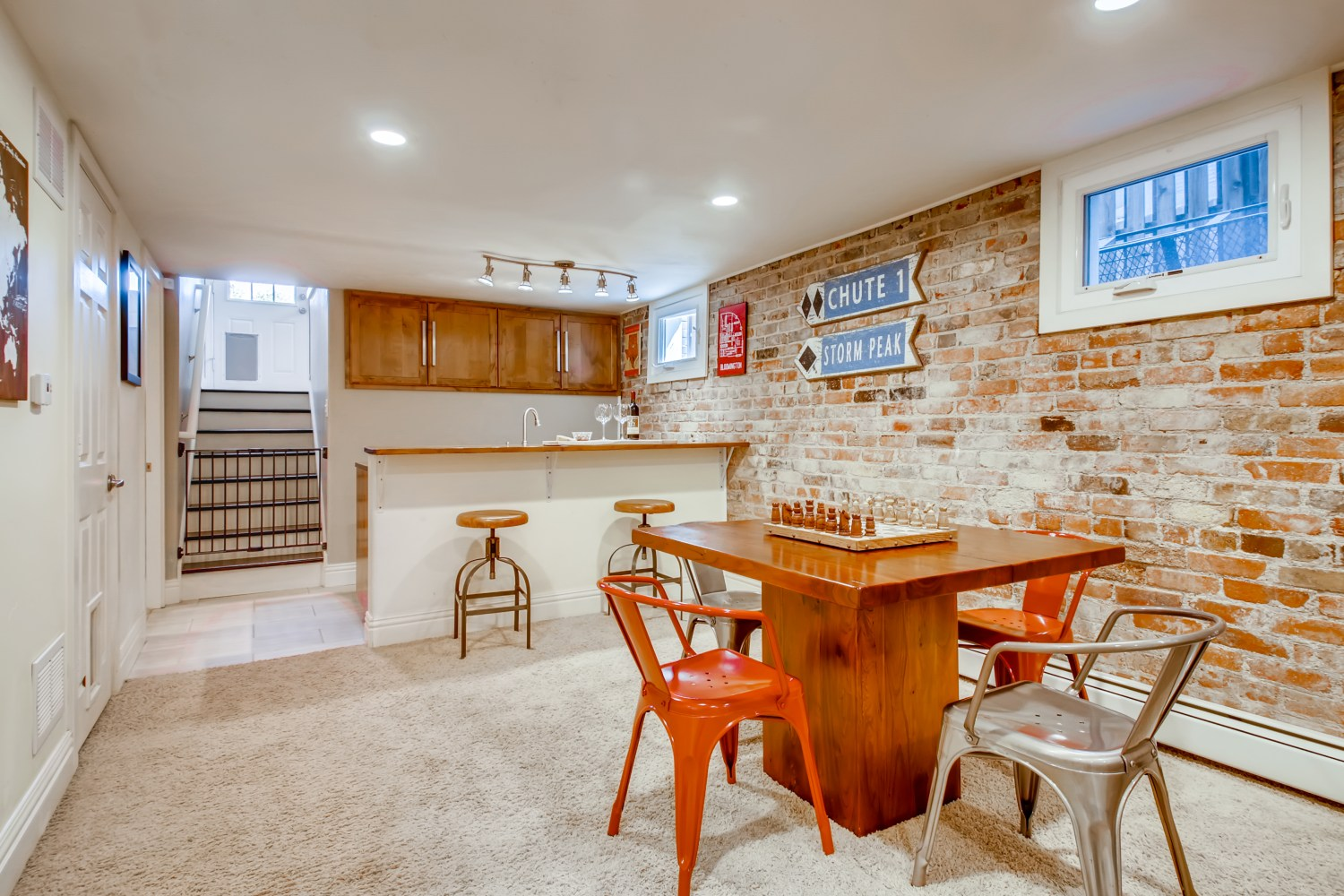 3145 W 44th Ave Denver CO - Web Quality - 026 - 38 Lower Level Family Room